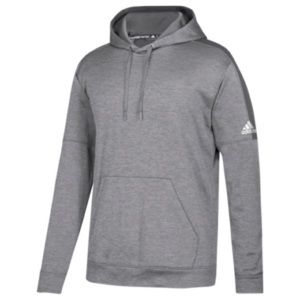 Adidas Pullover Gray Hoodie